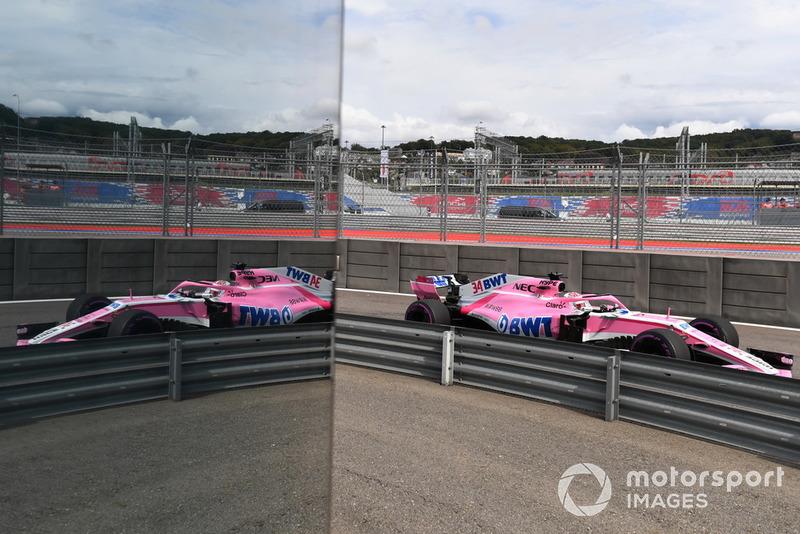 Николя Латифи, Racing Point Force India F1 VJM11