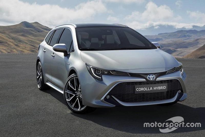 Toyota Corolla Touring Sports 2019 року