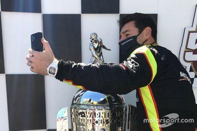Presentación Trofeo Borg-Warner