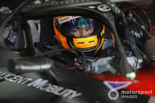 Formel-E-Rookie-Test in Marrakesch