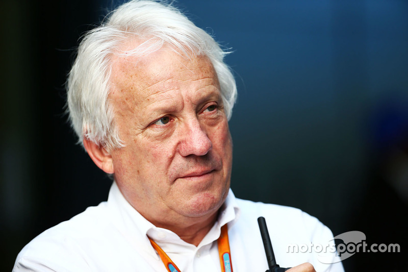 Charlie Whiting, FIA Delegesi Avustralya GP