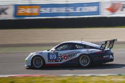 #89 Förch Racing by Lukas Motorsport Porsche 991 Cup: Piotr Wojcik, Patrick Eisemann, Christopher Bauer