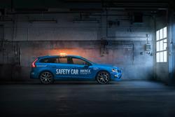 Volvo V60 Polestar, машина безопасности WTCC 2016 года
