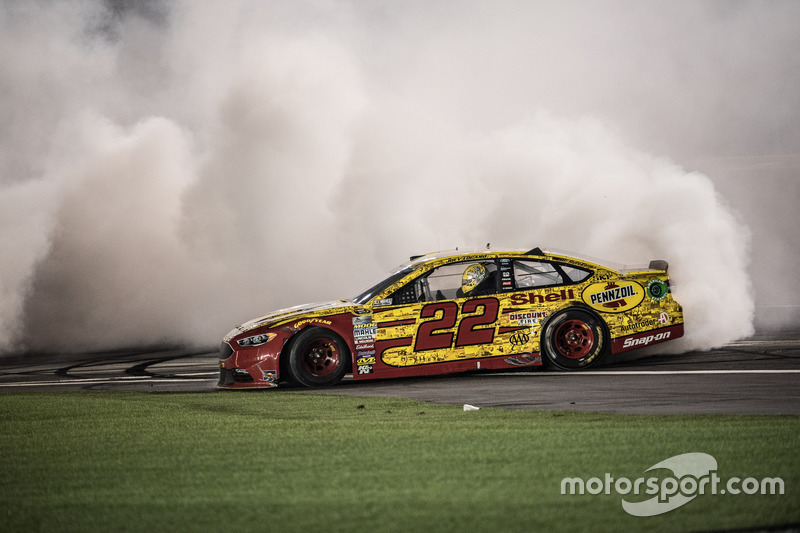 Joey Logano, Team Penske Ford race winner