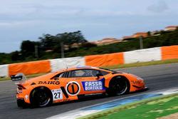 Fabrizio Crestani, team Orange1 Lazarus