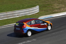 Андрей Масленников, Ford Fiesta