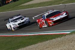 #72 Ferrari 458 Italia-GT3, Scuderia Baldini 27 Network: Leo-Cheever