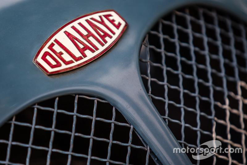 Classic Grand Tour: лого Delahaye