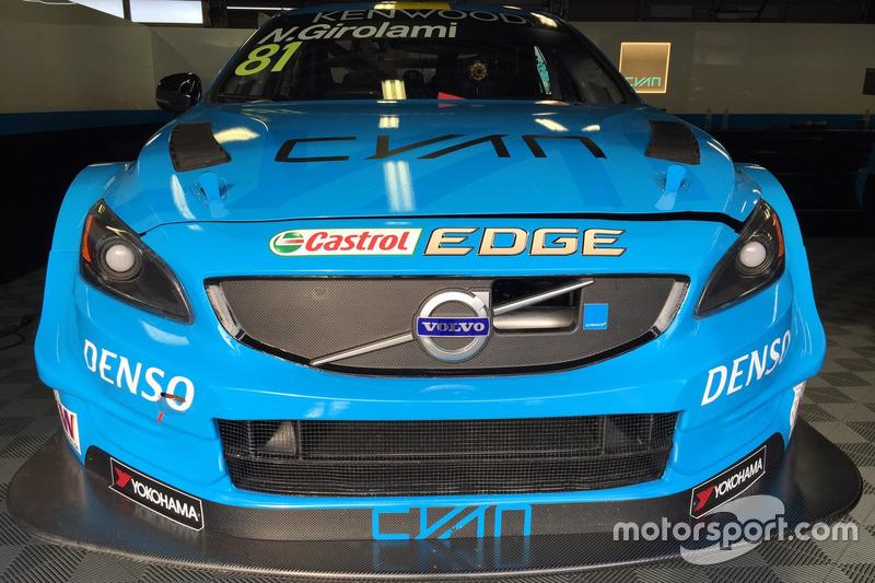 Volvo S60 Polestar TC1, #81 Néstor Girolami
