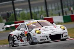 #33 Excellence Porsche Team KTR, Porsche 911 GT3-R: Naoya Yamano, Yuya Sakamoto