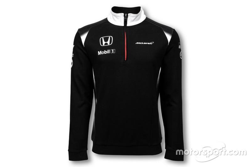 Sweatshirt McLaren-Honda 2016