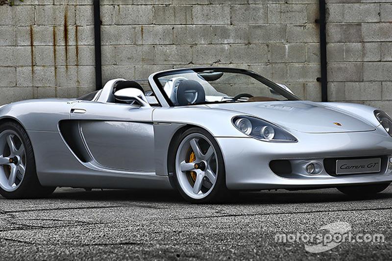 Прототип Porsche Carrera GT 2000 року
