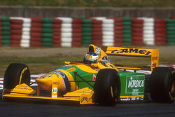 Michael Schumacher, Benetton B193B