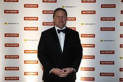 Zak Brown, Direktör, McLaren Technology Group