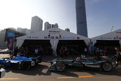Nicolas Prost, Renault e.Dams, Mitch Evans, Jaguar Racing