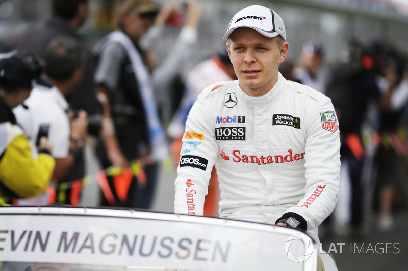 Kevin Magnussen, McLaren-Mercedes (2014)