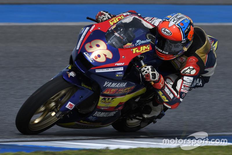AP250: Imanuel Pratna, Yamaha TJM Racing