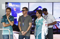 Tom Blomqvist, Antonio Felix Da Costa, Andretti Formula E