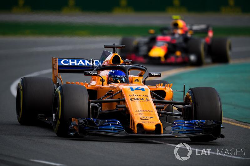 Australie - Fernando Alonso