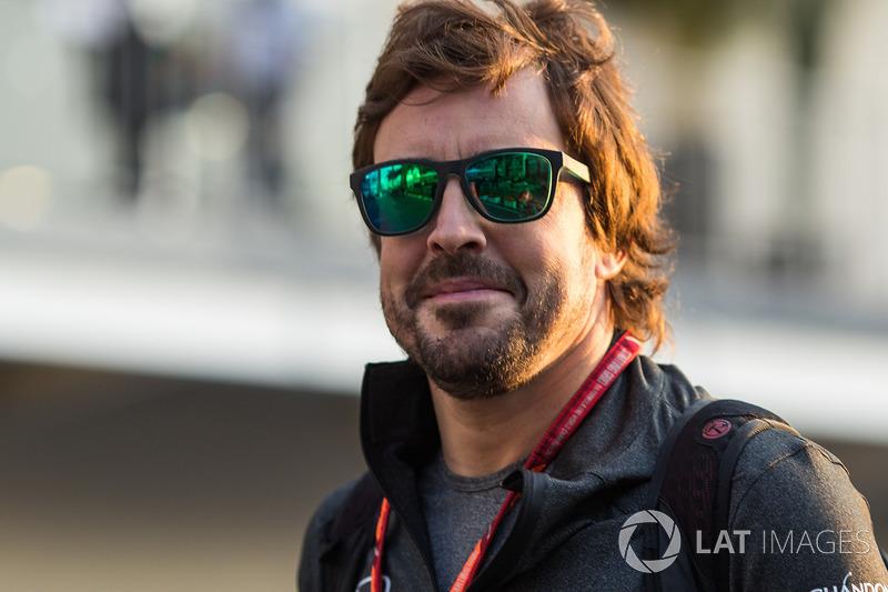 McLaren, Fernando Alonso: 36 yaşında