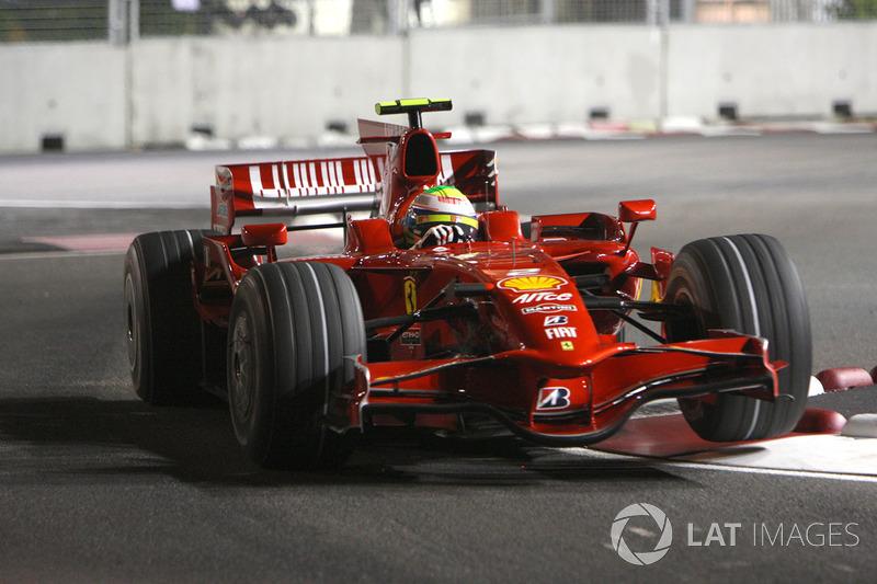 Felipe Massa – GP de Cingapura de 2008