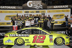 1. Ryan Blaney, Team Penske Ford Fusion