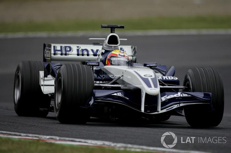 Mark Webber, Williams F1 BMW FW27