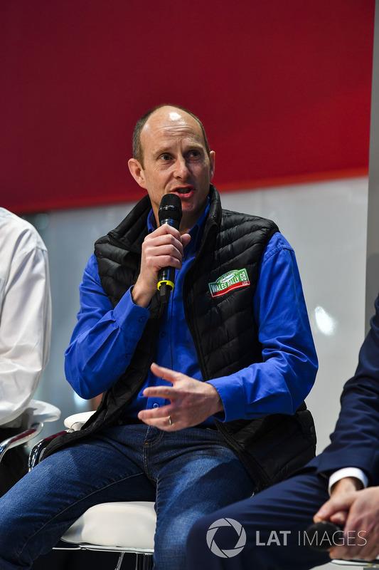Ben Taylor, Wales Rally GB boss