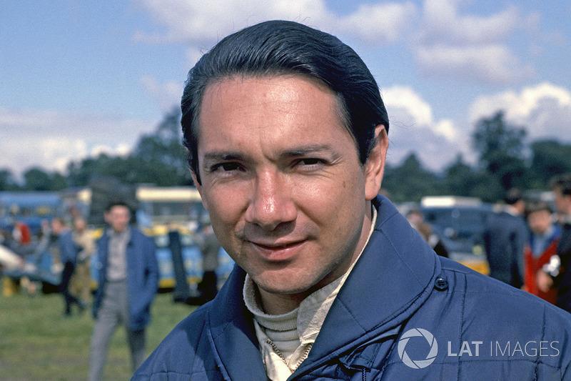 Pedro Rodriguez (pemenang dua kali)