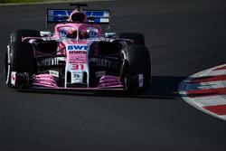 Esteban Ocon, Sahara Force India VJM11