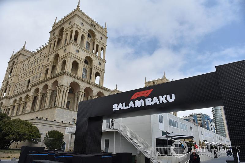 A bakui felkészülés - szerda