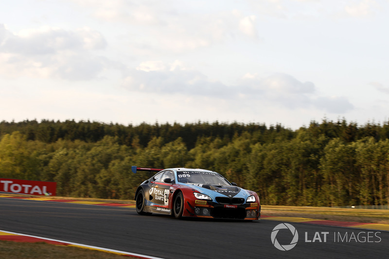 #34 Walkenhorst Motorsport BMW M6 GT3: Philipp Eng, Tom Blomqvist, Christian Krognes
