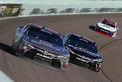 Christopher Bell, Joe Gibbs Racing Toyota and Ryan Preece, Joe Gibbs Racing Toyota