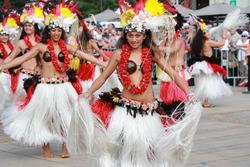 Chicas hawaianas