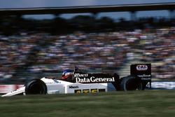 Philippe Streiff, Tyrrell 015