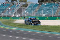 Nick Percat, Brad Jones Racing Holden runs wide