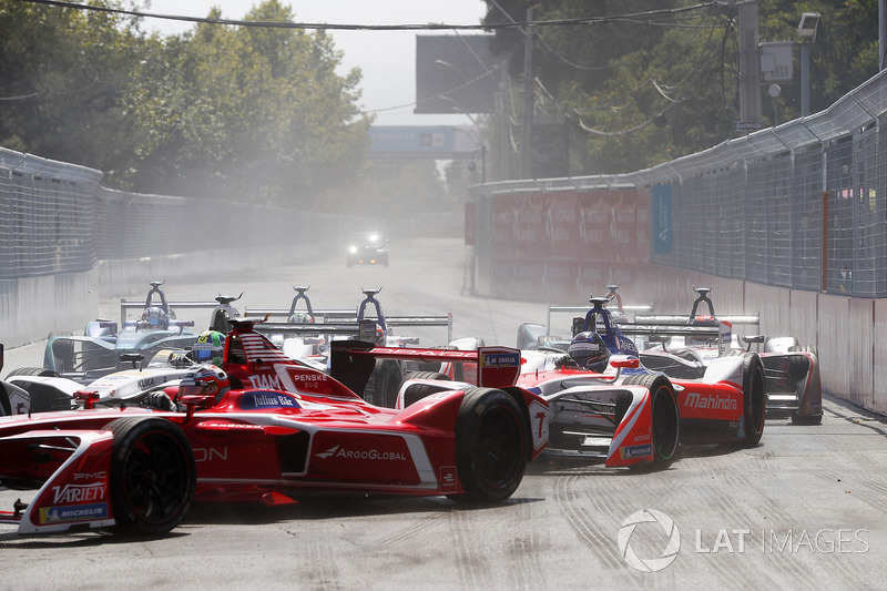 Jérôme d'Ambrosio, Dragon Racing Lucas di Grassi, Audi Sport ABT Schaeffler., Nick Heidfeld, Mahindra Racing