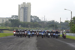 Андреа Янноне, Алекс Рінс, Team Suzuki MotoGP
