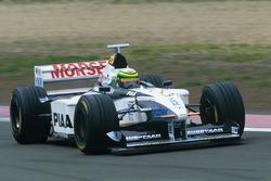Ricardo Rosset, Tyrrell
