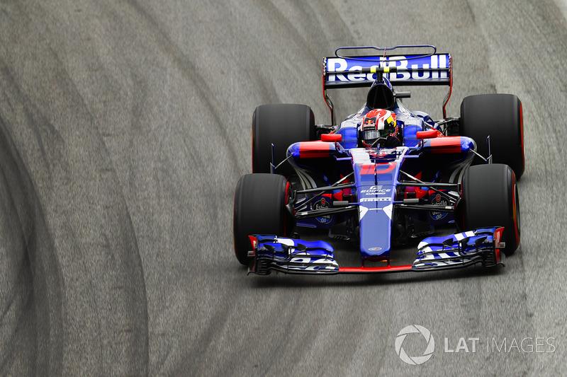 Pierre Gasly, Scuderia Toro Rosso STR12 (P)
