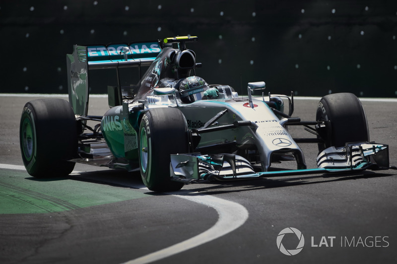 2014. Інтерлагос. Переможець: Ніко Росберг, Mercedes F1 W05