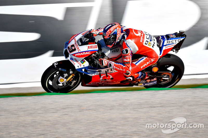 20. Danilo Petrucci, Pramac Racing