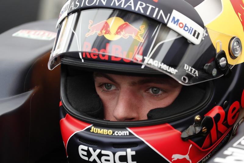 Max Verstappen, Red Bull Racing se prepara para conducir