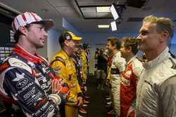 Travis Pastrana, David Coulthard