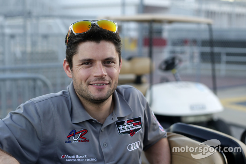 ierre Kaffer, Alex Job Racing