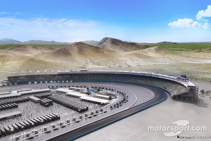 Los cambios propuestos para el Phoenix International Raceway
