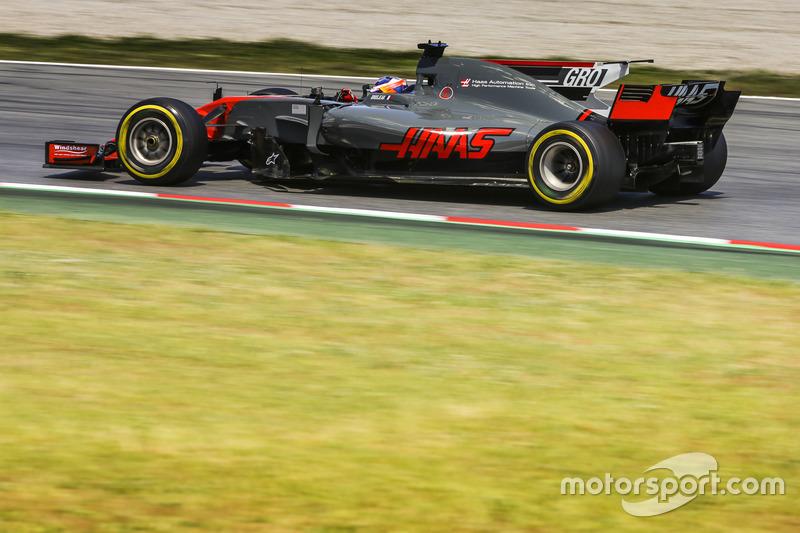 14. Ромен Грожан, Haas F1 Team VF-17