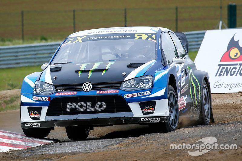 ... auf Volkswagen Polo R