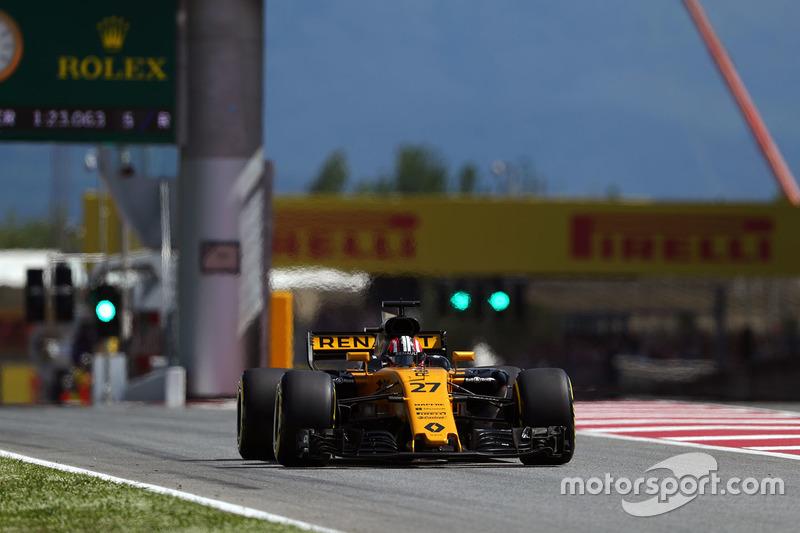 9 місце — Ніко Хюлькенберг (Німеччина, Renault) — коефіцієнт 201,00