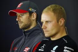 Ромен Грожан, Haas F1 Team, Валттері Боттас, Mercedes AMG F1
